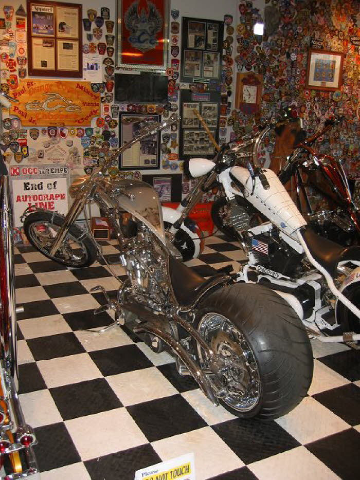 OCC Showroom